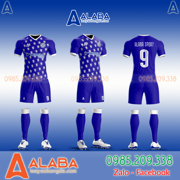 Áo Chelsea may theo yêu cầu mã ALB CH13