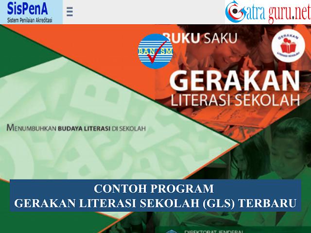 Contoh Program Gerakan Literasi Sekolah Terbaru