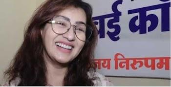 अंगूरी भाभी शिल्पा शिंदे राजनीति मैदान में उतरते हो गई ट्रोल, फैंस बोले- 'गलत पकड़े हैं', देखें वायरल मीम्स