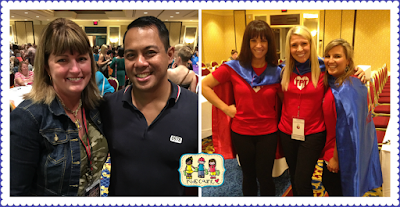Vegas I Teach K! and TPT Conferences 2015