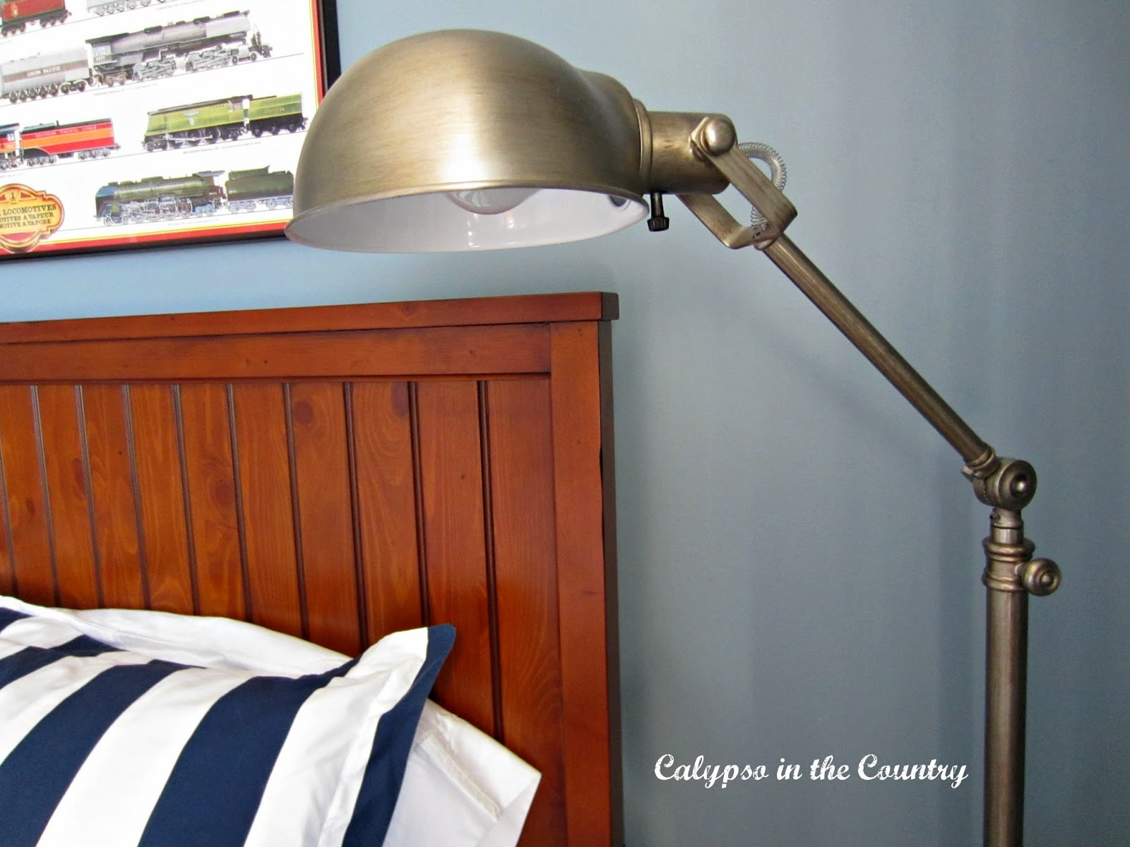 A new floor lamp calypso in the country julian apothecary floor lamp mozeypictures Gallery