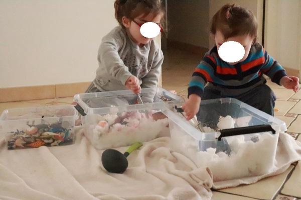activité pour enfants