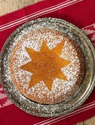 Torta de vainilla facil