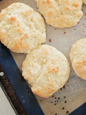 Homemade British scones are a simple a beautiful spring dessert or Mother's Day brunch.