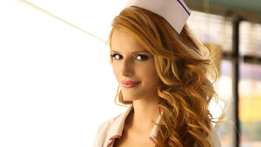 Bella Thorne, Red Hair, 4K, #4.717