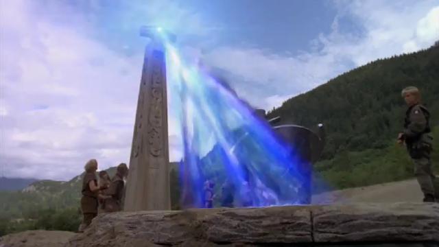 TV Show Disclosure: Operation Mjolnir (Hammer of Thor) Technology Disclosed in Stargate SG-1  Thorteleport