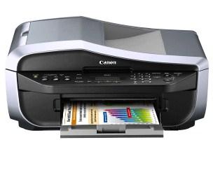 Canon PIXMA MX310 Printer Driver Download and User Manual Setup