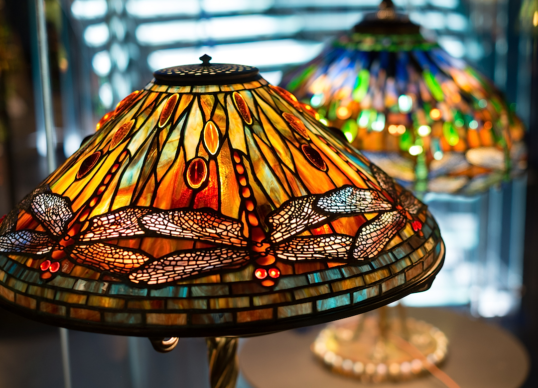 Dr. Egon Neustadt And His Wife Purchased Their First Tiffany Lamp In1935 At  A Second Hand Shop In Greenwich Village For $12.50. This Daffodil Lamp  Ignited A ...