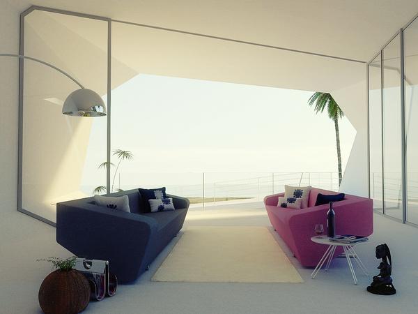 Modern Concept House Design