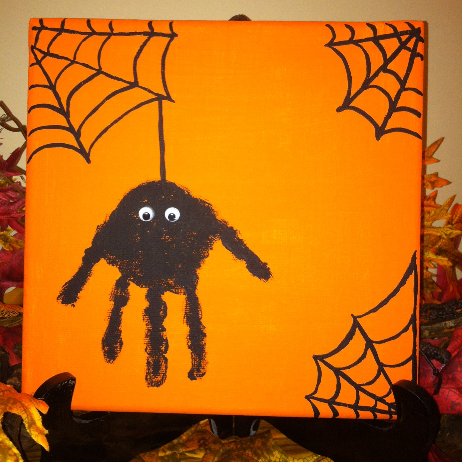 art and craft halloween ideas the chop haus project 5862