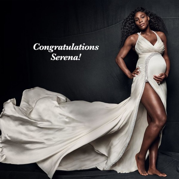 Beyoncé congratulates Serena Williams on the birth of her daughter