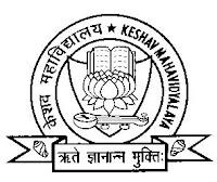Keshav Mahavidyalaya 1st Cut Off List