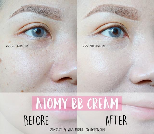 atomy bb cream