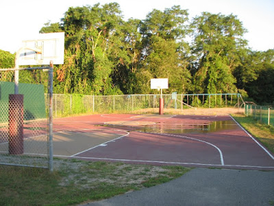 Eastham Elementary Basketball Court