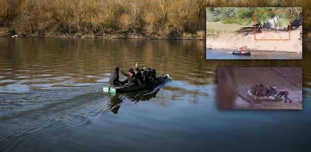 Έβρος: Πώς οι Τούρκοι καταγράφουν τις κινήσεις των Ελληνικών Δυνάμεων στον ποταμό (ΒΙΝΤΕΟ)