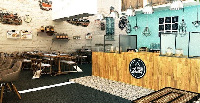DEsain Cafe unik