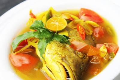 Resepmasakan Resep Masakan Palumara Ikan Kakap Nusantara
