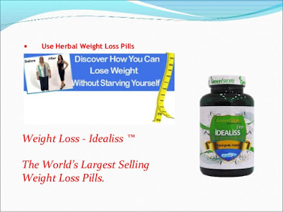 Overcome Obesity With Idealiss Pills