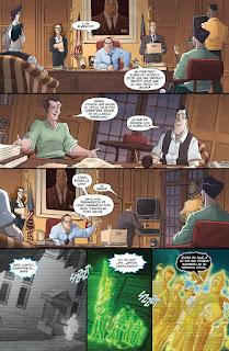 Cazafantasmas 3: América Encantada
