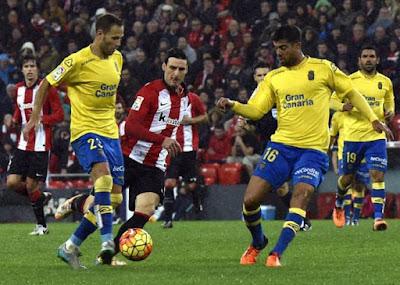 Athletic Bilbao vs Las Palmas