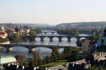 Praha, Republik Ceko