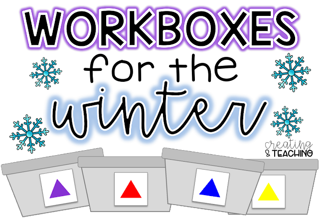 Winter Workboxes! {January 2018}