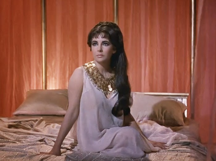 Travis Simpkins: Cleopatra (1963): Elizabeth Taylor, Ancient Egypt and the  Roman Empire