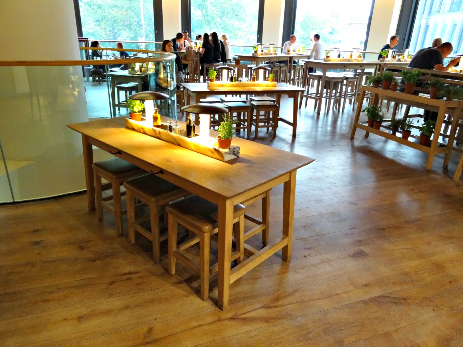Vapiano Restaurant in Berlin