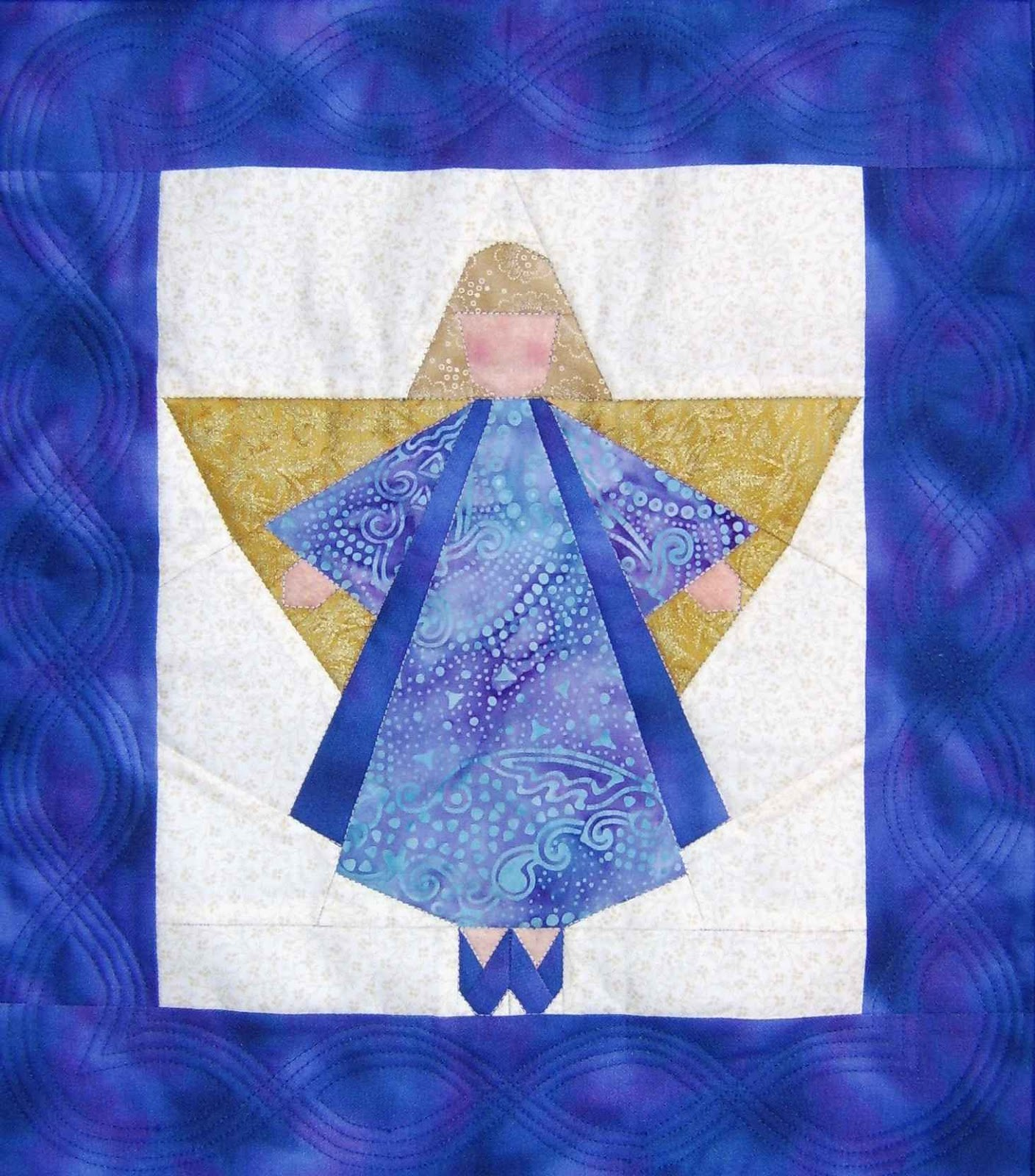 Larkspur Lane Designs Lexa S Angel Pattern Now Available