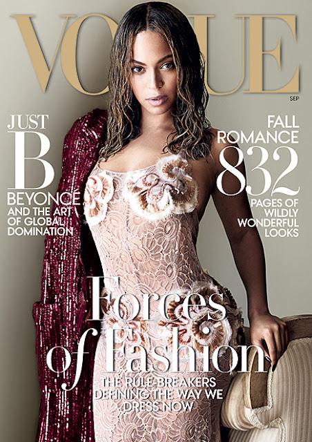 Vogue - Beyonce