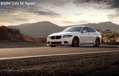 2011 BMW 535i M-Sport