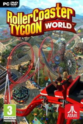 Download RollerCoaster Tycoon World (PC) PT-BR (2016)