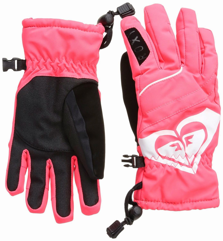 6c4e92a4546 Roxy Handschuhe Popi Girl GL - Guantes de esquí para CHICA DE COLOR ROSA Y  NEGRO COMPRA AQUI AL MEJOR PRECIO