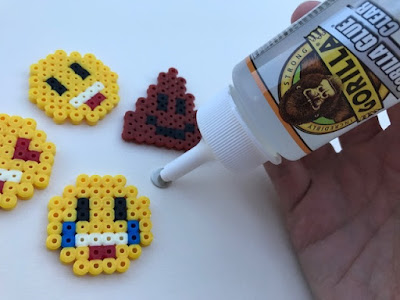 Gorilla Glue for sticking to Hama beads