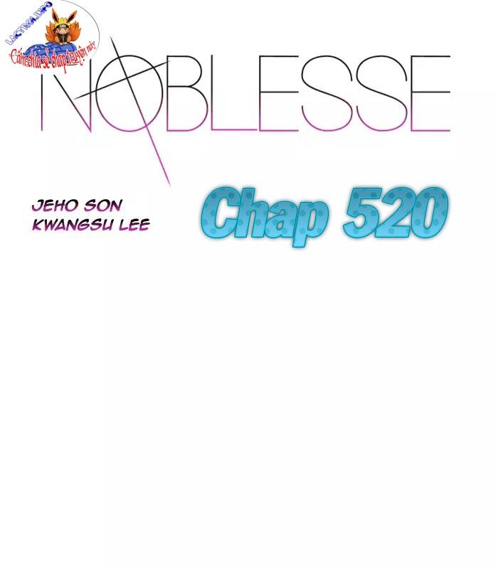 Noblesse - Noblesse  tập 521