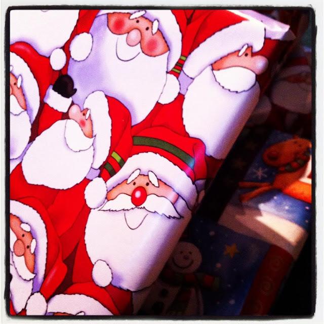 Weihnachten mit Kindern - Die Geschenke