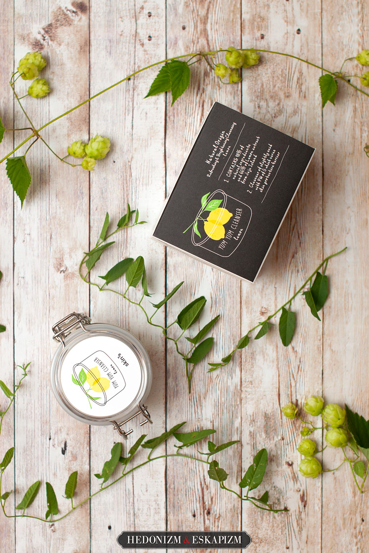 SKIN79: Natural 98 Yum Yum Cleanser Lemon