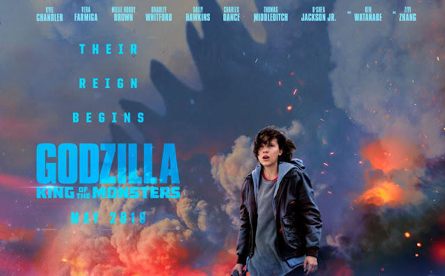 Godzilla II: King Of The Monsters Film