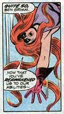 Fantastic Four 139 Medusa