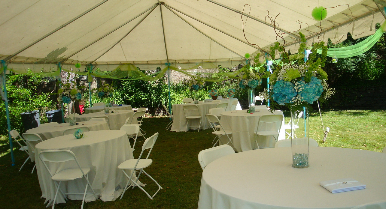 Daniel Boone Native Gardens Wedding Venue