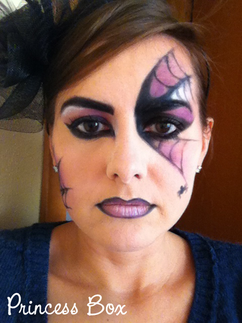 Amato princessbox: Make-up Halloween 2012 LK33
