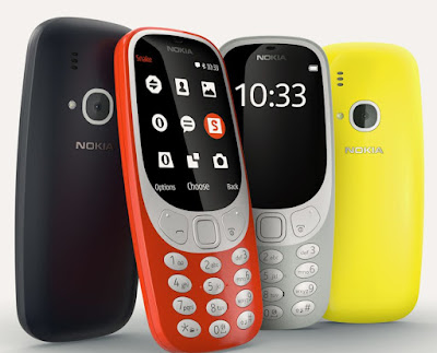 Nokia 3310 Dual SIM Phone Launched in India for Rs.3310