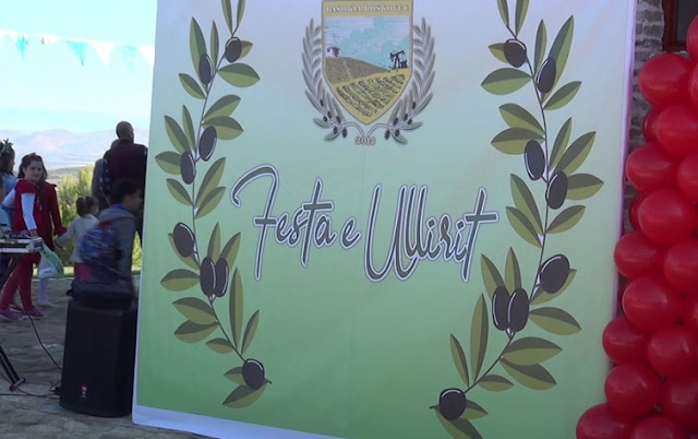 The olive festival organised by Roskovec Municipality for the third consecutive year