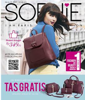 katalog sophie, catalog sophie, sophie online, sophie paris, sophie martin, fashion blogger, daftar member sophie, rekrut member sophie