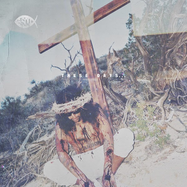 Ab-Soul - These Days... Cover