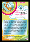 My Little Pony Rockhoof Series 5 Trading Card