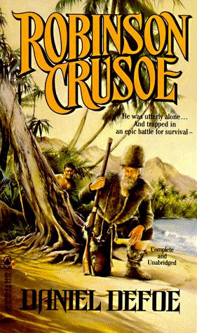 It's hard being Robinson Crusoe