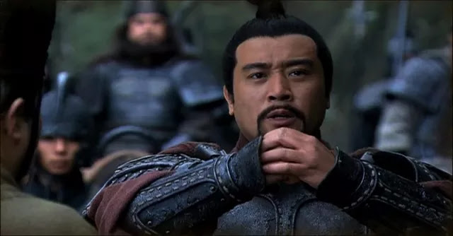 Chapter 35 : Liu Bei Meets A Recluse At Nanzhang; Shan Fu Sees A Noble Lord At Xinye.