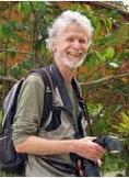 Profesor Ivan Sazima peneliti ikan piranha