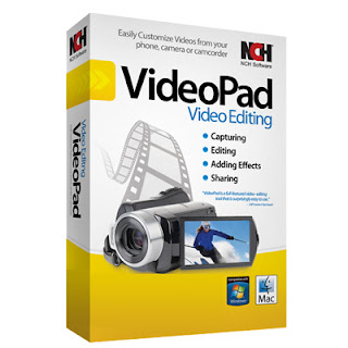 Free Download VideoPad Video Editor Pro Terbaru Full version, patch, crack, keygen, serial, key gratis
